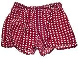 Rote Boxershorts