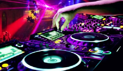 Club DJ-Pult