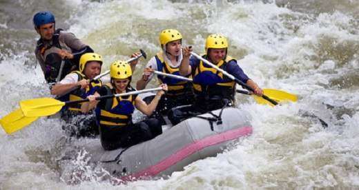 JGA Rafting Tour